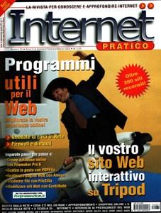 Citazione Zio Hack su Internet Pratico febbraio 2003